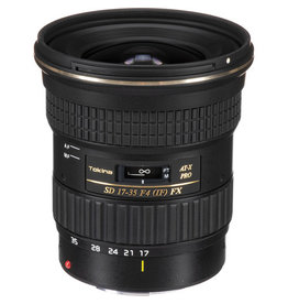 Tokina Tokina 17-35mm f/4 Pro FX Lens for Canon EF