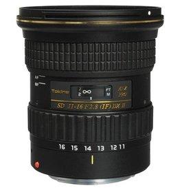 Tokina AT-X 116 PRO DX-II 11-16mm f/2.8 Lens For Canon EF-S