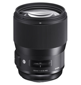 Sigma Sigma 135mm F/1.8 DG HSM For Nikon Mount