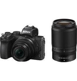 Nikon Nikon Z50 with 16-50mm & 50-250mm
