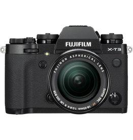 Fujifilm FUJIFILM X-T3 Mirrorless Digital Camera with 18-55mm Lens *Black