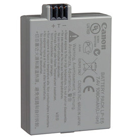 Power 2000 Battery For Canon LP-E5