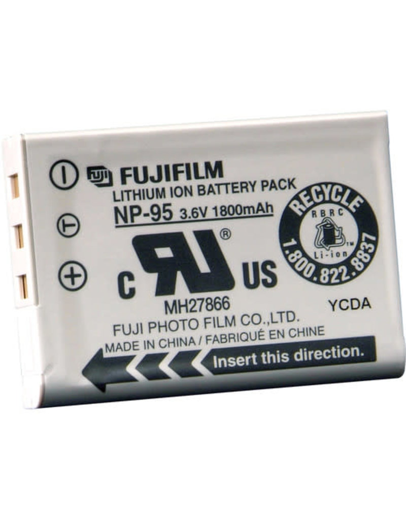 Power2000 Power 2000 Battery for Fuji NP-95