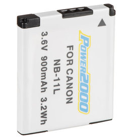 Power2000 Power 2000 Battery For Canon NB-11L