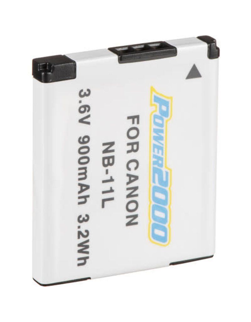 Power2000 Power2000 Battery For Canon NB-11L
