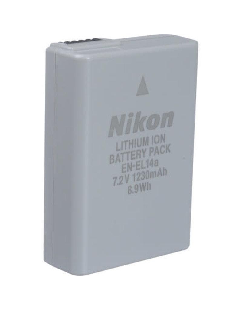 Power2000 Power 2000 Battery for Nikon EN-EL14A