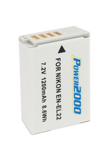 Power2000 Power2000 Battery ACD-425 for Nikon EN-EL22