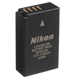 Power2000 Power 2000 Battery for Nikon EN-EL20
