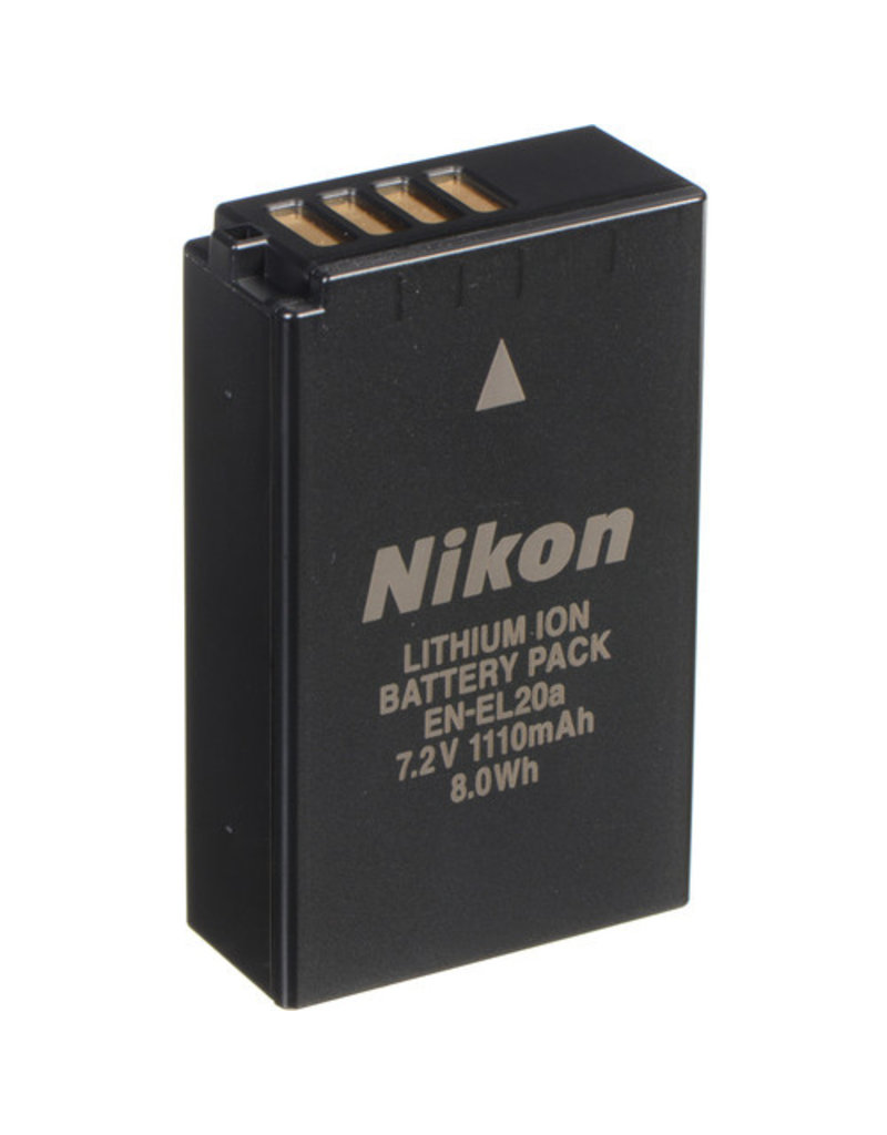Power2000 Power2000 Battery ACD-348 for Nikon EN-EL20
