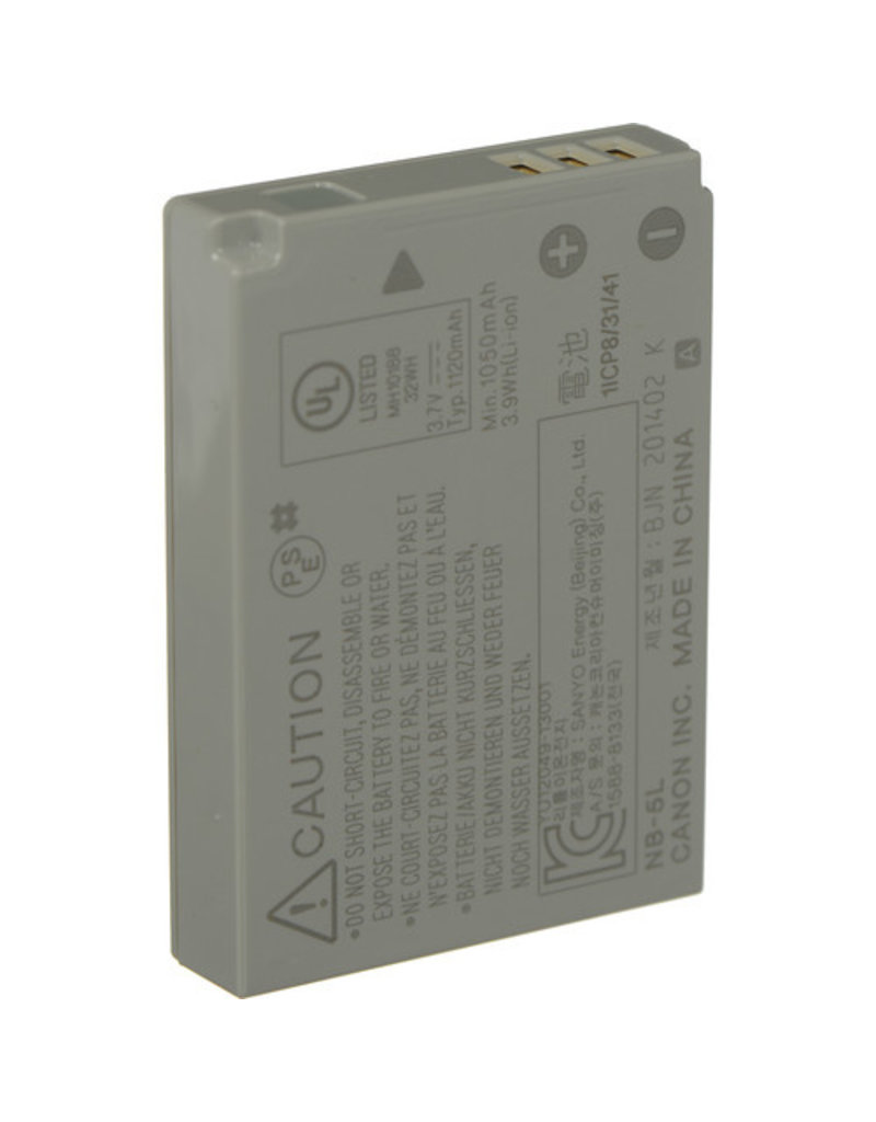 Promaster Power2000 Battery For Canon NB-5L