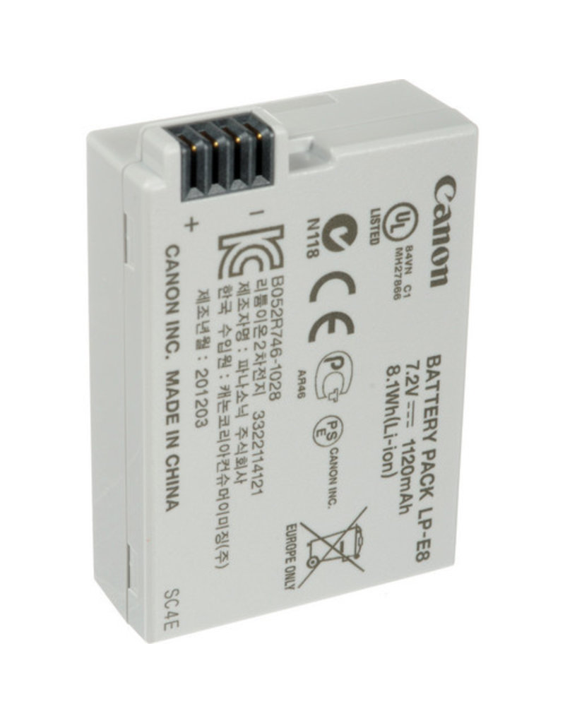 Power2000 Power2000 Battery for Canon LP-E8