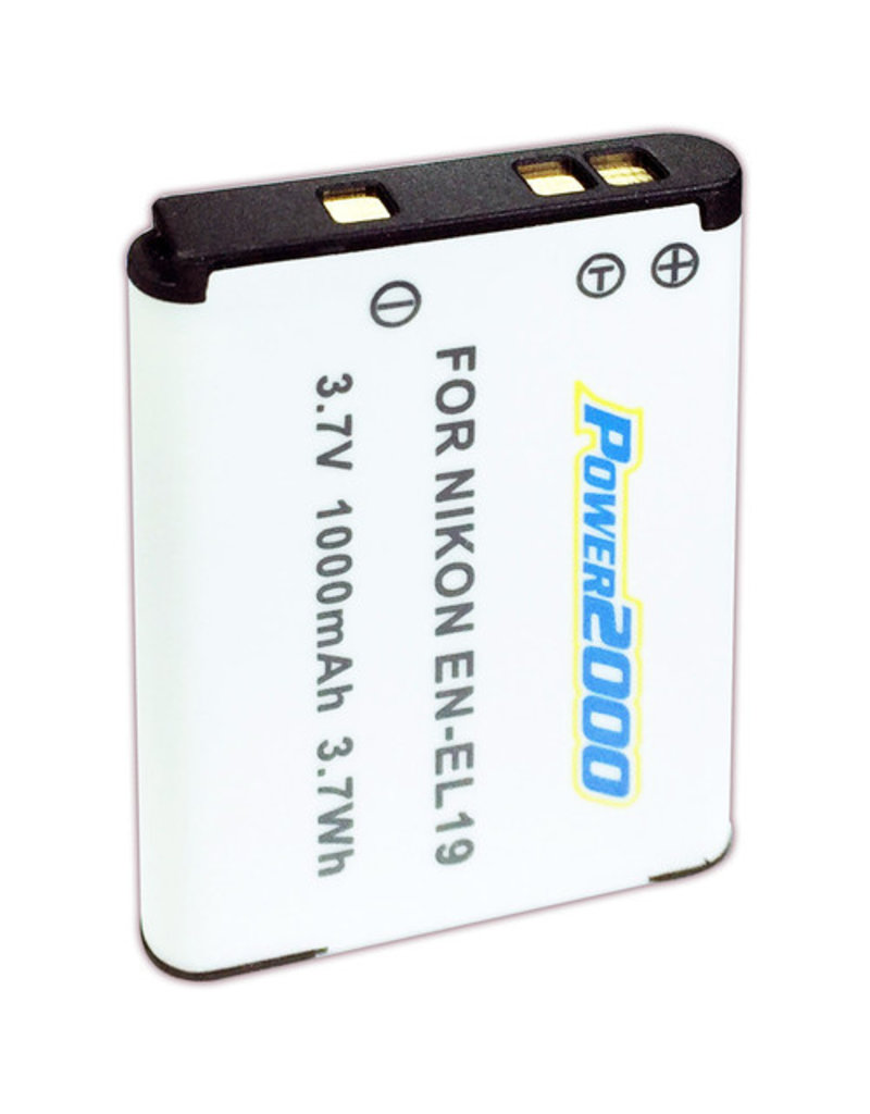 Power2000 Power2000 Battery for Nikon EN-EL19