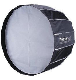 PHOTTIX Phottix Raja Deep Quick-Folding Softbox 24in (60cm)