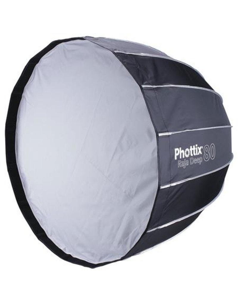 PHOTTIX Phottix Raja Deep Quick-Folding Softbox 32in (80cm)