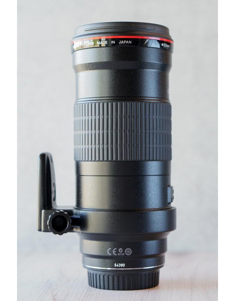 Canon Used Canon 180mm F/3.5 L Macro USM