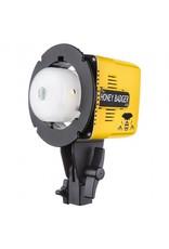 Honey Badger – 320Ws Compact Flash Head