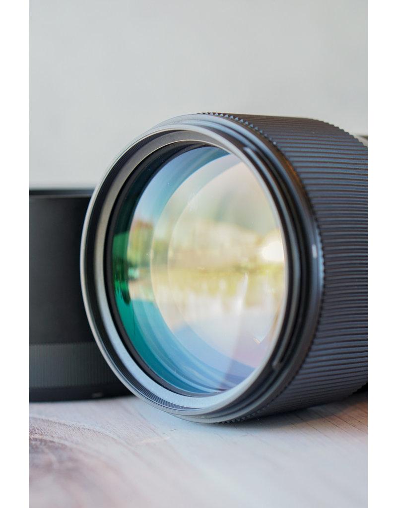 Nikon Used Sigma 135mm 1.8 Nikon Mount