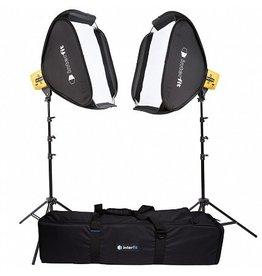 Honey Badger Unleashed 2-Light Backpack Kit