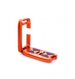 3 Legged Thing 3 Legged Thing Ellie-C Universal L-Bracket (Copper Orange)