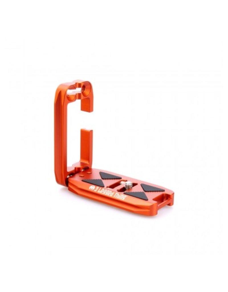 3 Legged Thing 3 Legged Thing Ellie-C Universal L-Bracket (Copper Orange)