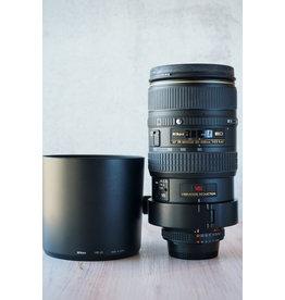 Used Nikon 80-400mm F/4.5-5.6 D VR w/ Really Right Stuff tripod foot