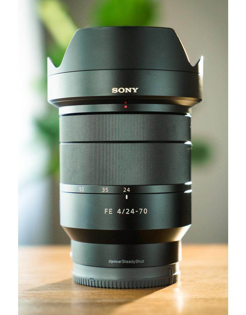 Sony Used Sony FE 24-70mm F/4