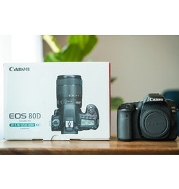 Canon Used Canon 80D Body Only