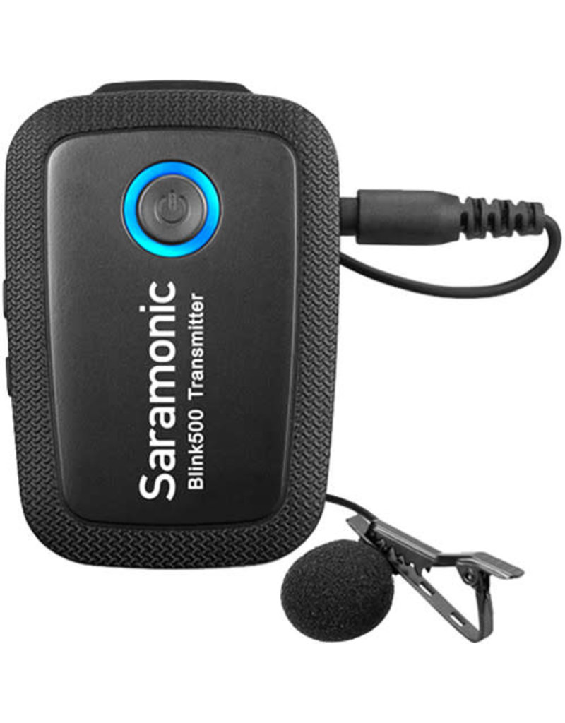 SARAMONIC Saramonic Blink 500 B3 Wireless Lavalier Microphone System for IOS Lightning Devices