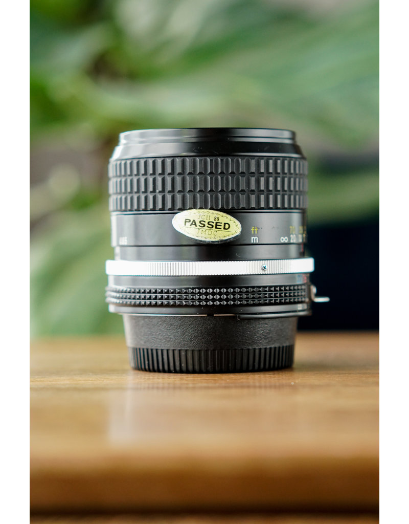 Nikon Used Nikkor 85mm F/2 AI