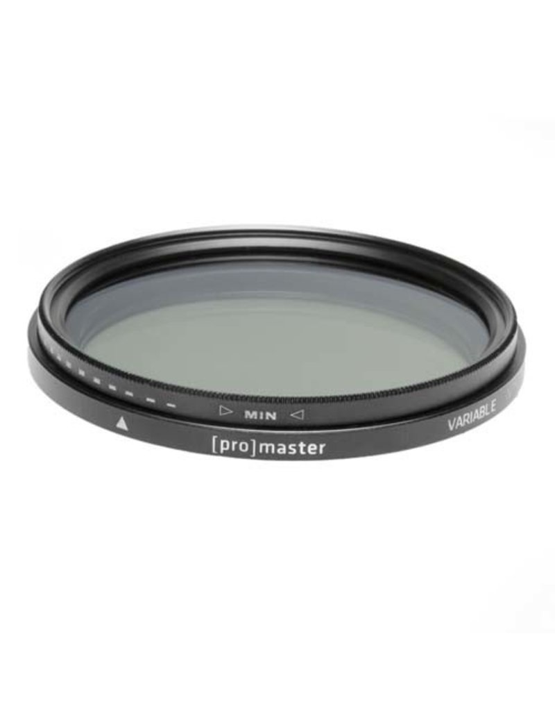 Promaster 77mm Variable Neutral Density