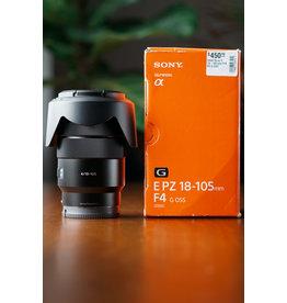 Sony Used Sony E 18-105mm F/4 PZ G OSS