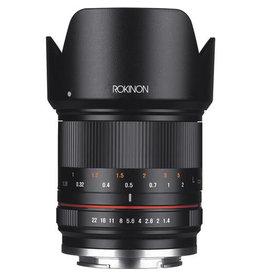 Fujifilm Rokinon 21mm f/1.4 Lens for Fujifilm X