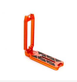 3 Legged Thing 3 Legged Thing QR11-FBC Universal Full-Size L-Bracket (Copper Orange
