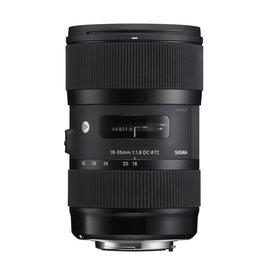 Sigma Sigma 18-35mm F/1.8 Nikon Mount