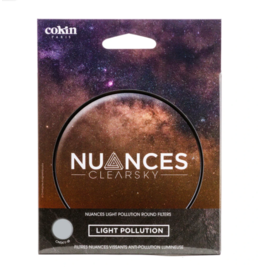 Cokin Paris Cokin Nuances Clearsky Light Pollution 82mm