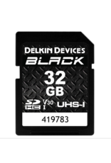 Delkin Devices Delkin Devices Black Rugged SD 32gb