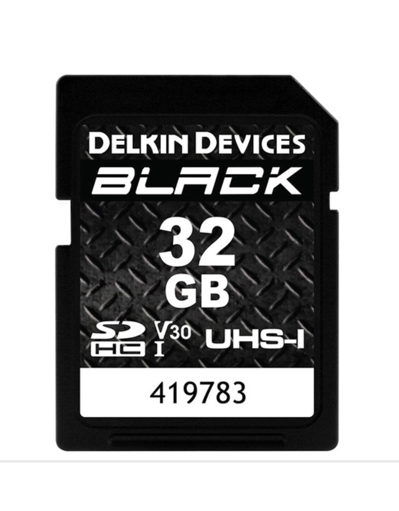 Delkin Devices Delkin Devices Black Rugged SD 32gb
