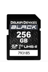 Delkin Devices Delkin Devices Black SD Card 256gb