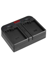 EZO Power EZO Power Dual Camera Battery Charger