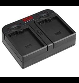 EZO Power EZO Power Dual Camera Battery Charger
