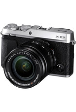 Fujifilm FujiFilm X-E3 Mirrorless Camera with 18-55mm F/2.8-4