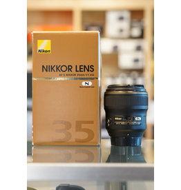 Used Nikon 35mm F/1.4 G