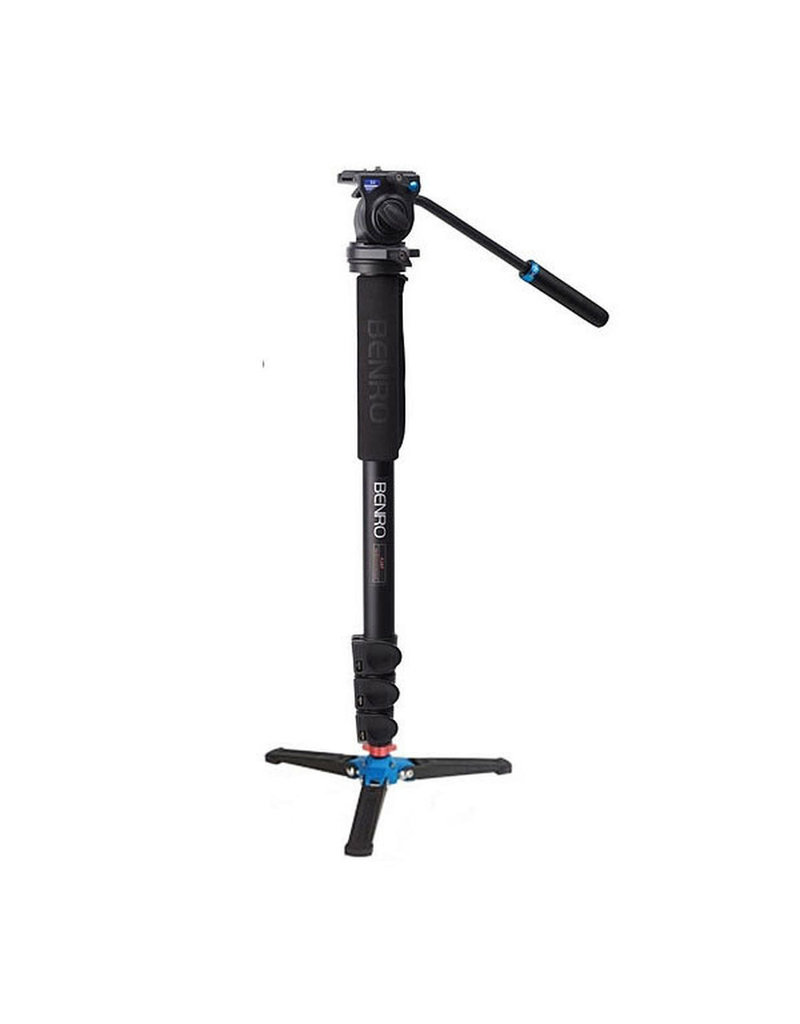 Benro Benro A38FDS2 Series 3 Monopod with S2 Video Head