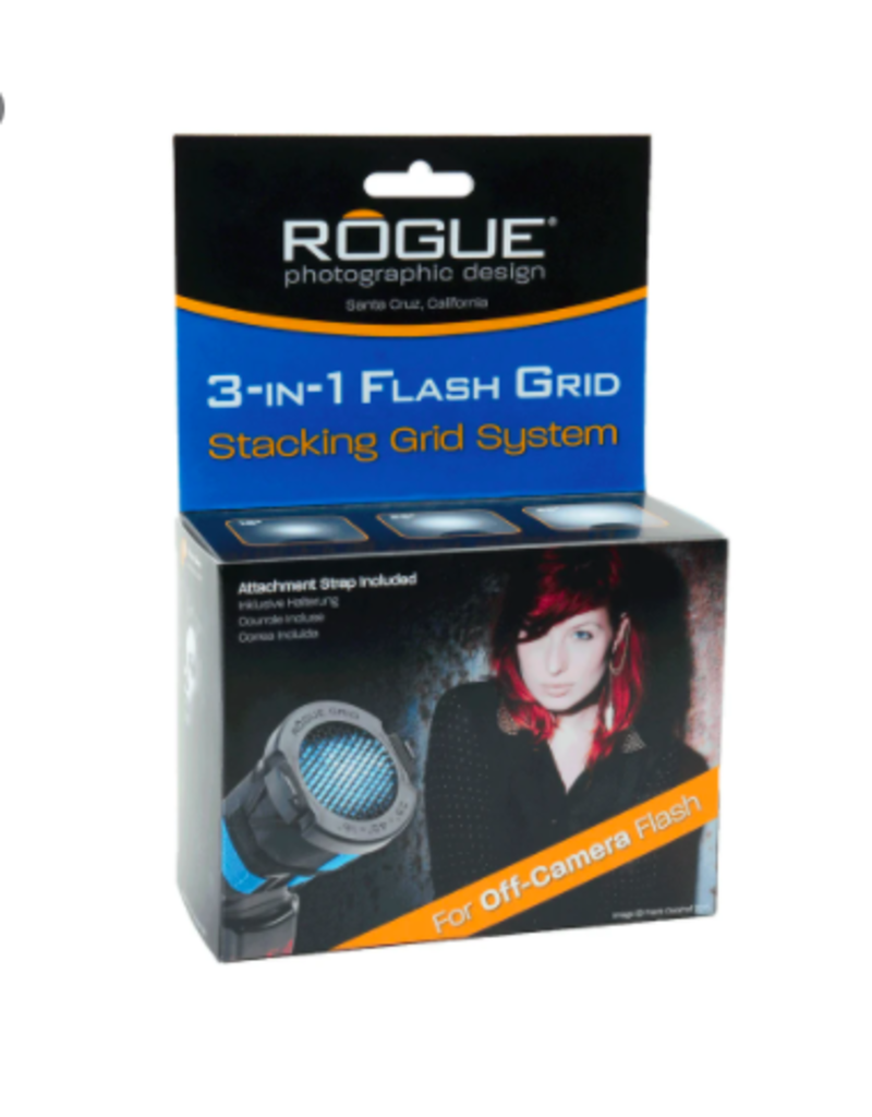 Rogue Photographic Design Rogue 3-in-1 Flash Grid