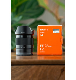 Sony Used Sony FE 28mm F/2.0