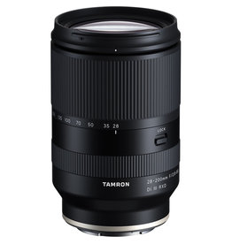Tamron Tamron 28-200mm F/2.8-5.6 Di III RXD for Sony E