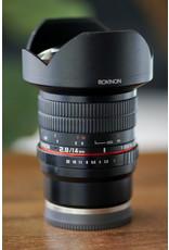Rokinon Used Rokinon 14mm 2.8 For Sony E Mount