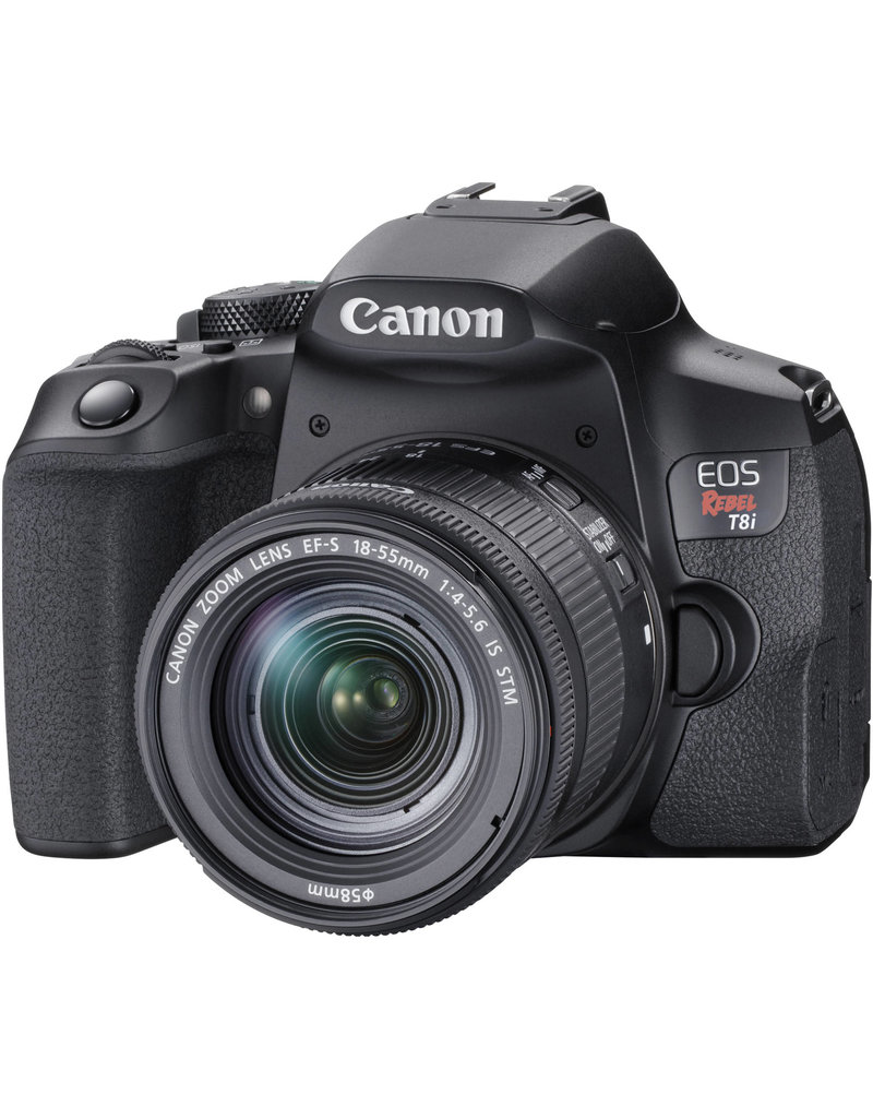 Canon Canon EOS Rebel T8i DSLR Camera with 18-55mm Lens