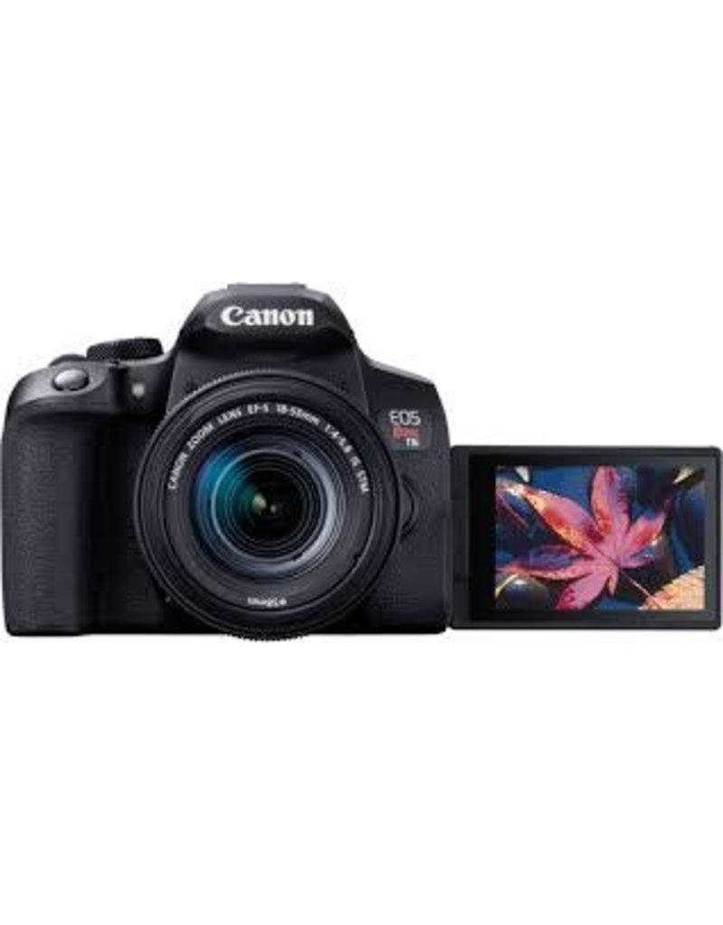 Canon Canon EOS Rebel T8i w/ EF-S 18-55mm IS STM