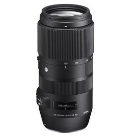 Sigma Sigma 100-400mm F/5-6.3 DG OS HSM For Canon Mount